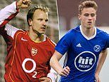 Arsenal offer trial to Mitchel Bergkamp - son of club legend Dennis