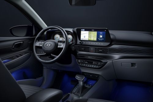 New 2020 Hyundai i20 interior revealed