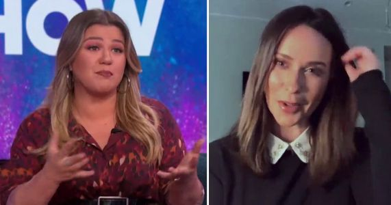 Kelly Clarkson thanks Jennifer Love Hewitt for being kind to her during American Idol: 'Everyone was so rude to us'