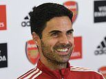 Mikel Arteta warns Arsenal must play with 'cool minds' in derby against Tottenham