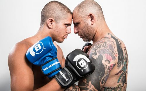 Bellator 209: Blood runs thicker than water with father-son ties in Israel with Haim Gozali, Randy Couture and Royce Gracie