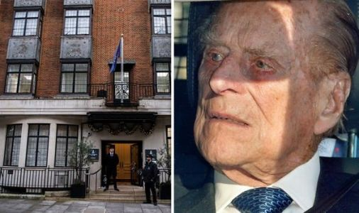 Why Prince Philip has been admitted to hospital