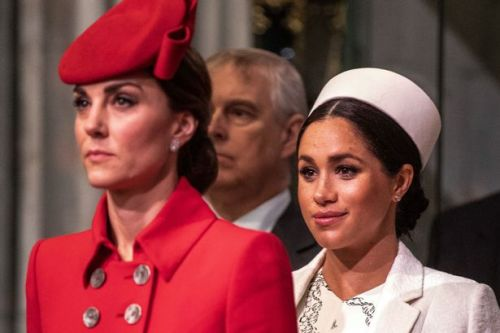 Meghan Markle 'gave Kate Middleton a notebook' to 'break the ice'