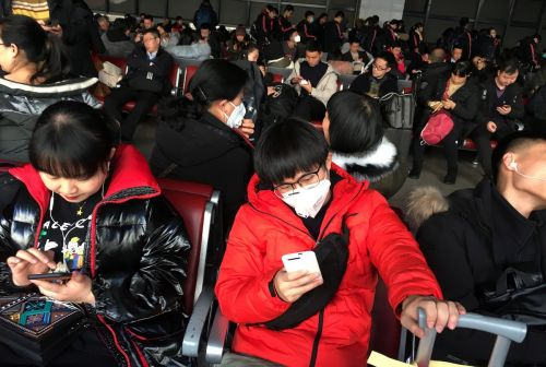 The spread of China's mysterious, fatal Wuhan virus is poised to get infinitely worse as the Chinese New Year travel rush begins