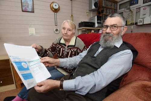Elderly couple refuse to pay 1p British Gas bill