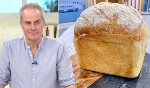 Phil Vickery shares 'very simple' bread recipe to make at home during coronavirus lockdown