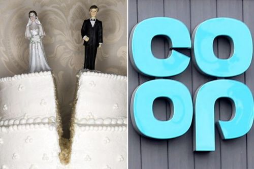 Couples will soon be able to pick up a quickie divorce for £300 - at the Co-op