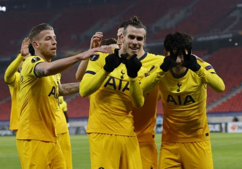 Dele Alli starts for Tottenham as Mourinho stacks bench for Wolfsberger tie