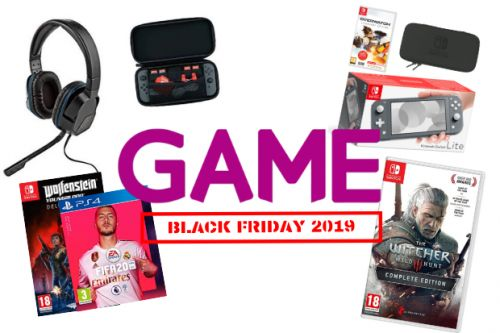 GAME Black Friday deals - what offers to expect in 2019