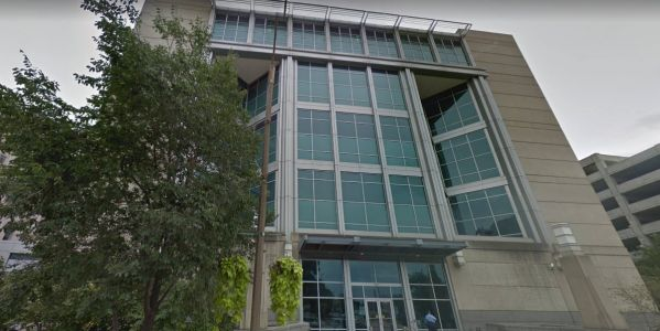 A woman was trapped on a stairwell in the St. Louis Justice Center for more than 2 days