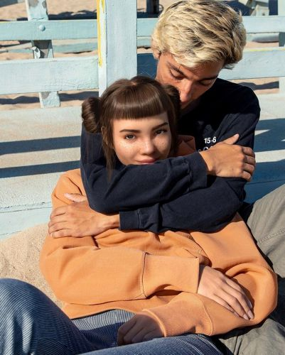 CGI model Lil Miquela has broken up with her human boyfriend - yes, really