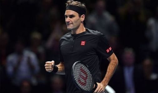 Roger Federer 'will be happy' Novak Djokovic missed out on record at ATP Finals