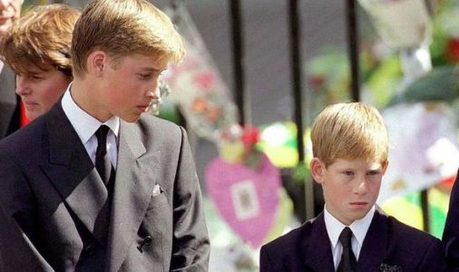 Prince Harry and William were saved from massive 'regret' by Prince Philip while grieving