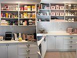 Mum reveals how she de-cluttered her butler's pantry and turned it into a streamlined space