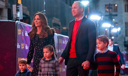 The unexpected way Prince George, Princess Charlotte and Prince Louis marked Kate Middleton's birthday
