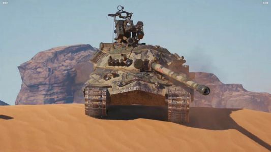 """World of Tanks devs on bypassing DXR: """"we didn't want to limit our players"""""""