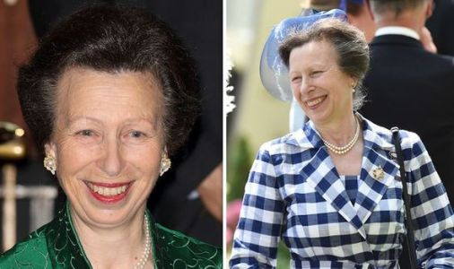 Heartwarming Princess Anne revelation: 'First time I'd seen her look happy!'