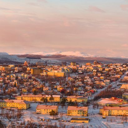"""Biggest challenge of relocating Swedish town Kiruna is """"moving the minds of citizens"""""""