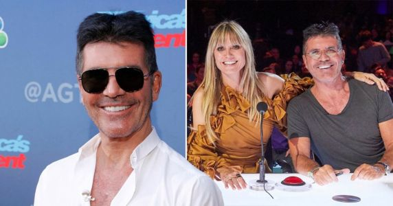 Simon Cowell was tested for coronavirus after Heidi Klum got ill on America's Got Talent set