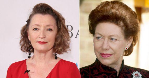 Lesley Manville to replace Helena Bonham Carter as Princess Margaret in final season of Netflix's The Crown