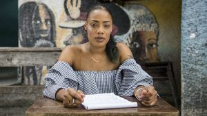 Shackelia Jackson: 'People thought I was obsessive, but that activism helped me to heal'