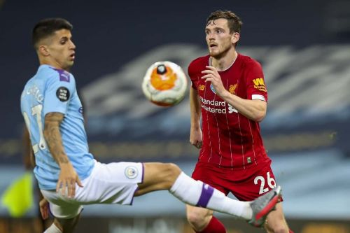 Video: Watch the highlights Man City 4-0 Liverpool