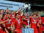 Chief Darren Childs admits Premiership Rugby can't strip Saracens of their titles