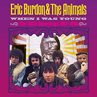 Eric Burdon & The Animals - When I Was Young