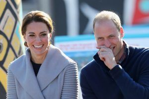 Kate Middleton and Prince William caught Camila Cabello stealing a pencil from Kensington Palace