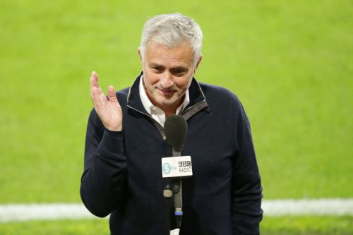 Jose Mourinho aims sly dig at Manchester United after they equal Premier League penalty record against Aston Villa