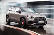 2020 Mercedes-AMG GLA 45 unveiled with up to 416bhp