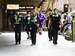 Cop bashed at Bayside Shopping Centre in Frankston by anti-masker, 38