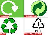 What can you recycle? Your guide to symbols and recycling