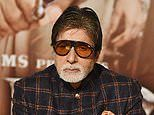 Bollywood star Amitabh Bachchan, 77, reveals he has been hospitalised after contracting COVID-19