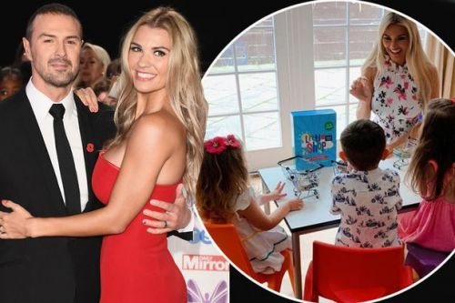 Christine McGuinness admits it took her four years to get pregnant after anorexia battle