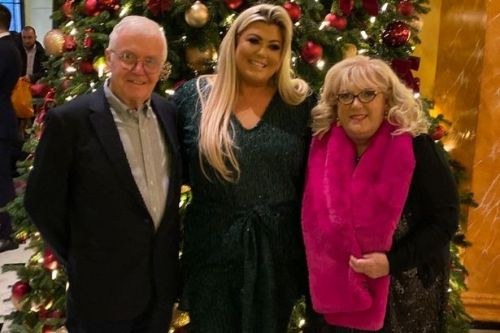 Gemma Collins was warned her dad 'might not make it' through Covid battle