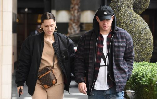 Are Jessie J and Channing Tatum back together? Pair spotted furniture shopping in LA
