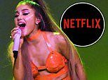 Ariana Grande 'sparks bidding war over Sweetener World Tour film'
