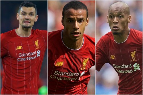 Jurgen Klopp's full injury update, with Fabinho and Matip back in squad