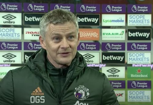 Ole Gunnar Solskjaer reveals what he said at half-time to inspire Man Utd win over West Ham