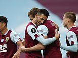 Burnley 1-1 Wolves: Stoppage time penalty from Chris Wood sees points shared at Turf Moor
