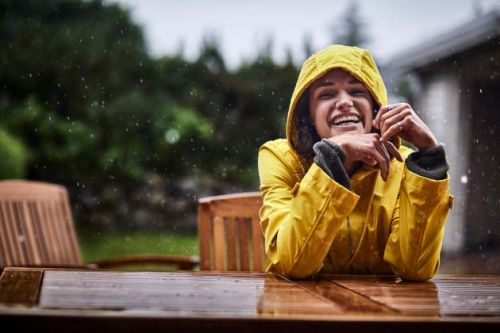 Why A Bit Of Rain Shouldn't Stop You Getting Outside This Weekend