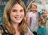 Enna Bush Hager shares adorable pictures of her children as she leaves Vietnam