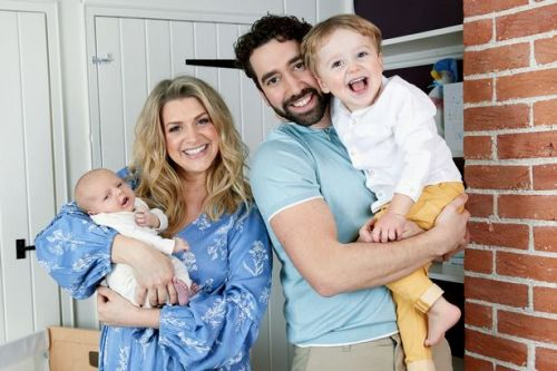 Anna Williamson's husband reveals her post natal depression was so bad at one point he didn't want to come home