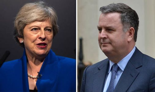 Back Chequers or face SECOND REFERENDUM: Brexiteers given ULTIMATUM by May ally