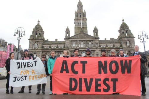 Is there a Climate Emergency in Glasgow or not ?