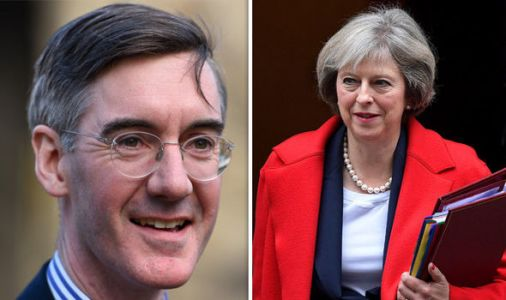'I can't think of ANYTHING worse' - Jacob Rees-Mogg savages Theresa May's Brexit deal