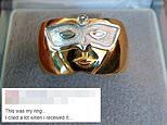 Bride-to-be reveals she CRIED when her fiancé proposed with the 'ugliest engagement ring'