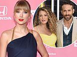 Taylor Swift CONFIRMS Blake Lively and Ryan Reynolds let her reveal the name of baby