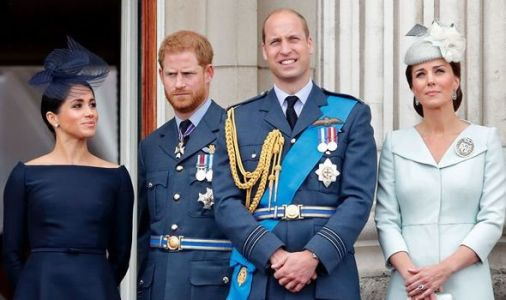 Royal split: Meghan Markle and Harry WON'T join William and Kate at Balmoral after jet row